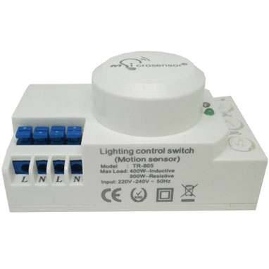 LED microwave sensor switch TR-805