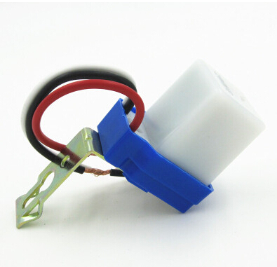 220V  10A photocell sensor switch