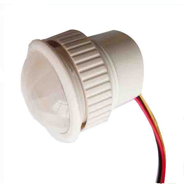 PIR motion sensor switch for ceiling light